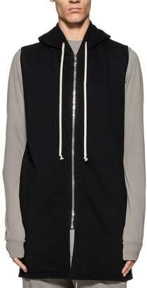 Drkshdw Black Moody Hooded Sweatshirt