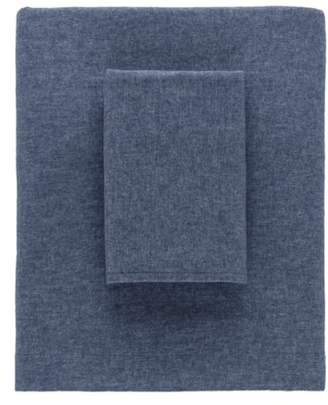 Pine Cone Hill Chambray Flannel Sheet Set