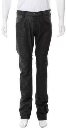 PRPS Five Pocket Straight-Leg Jeans