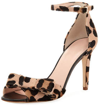 Kate Spade Ismay Leopard Bow Pumps