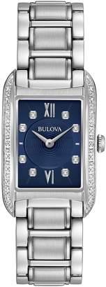 Bulova Women's Diamonds Collection Bracelet Watch, 34mm - 0.10 ctw