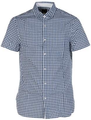 Armani Collezioni Checked Shirt