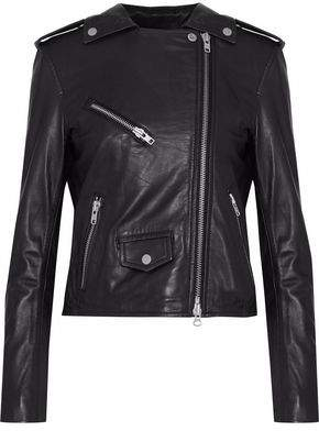 Muu Baa Muubaa Healy Chain Leather Biker Jacket