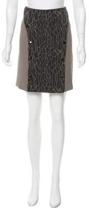 Jonathan Simkhai Caviar Mini Skirt w/ Tags