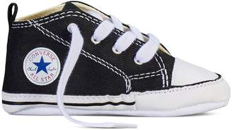 Converse First Star HI Canvas High Top Trainers
