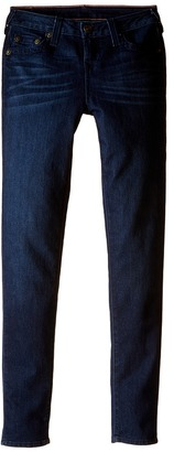 True Religion Kids Casey Midnight Single End Jeans in Bluelicious (Big Kids) $79 thestylecure.com