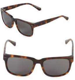 Zac Posen Hayworth 55MM Square Sunglasses