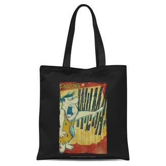 Wilma The Flintstones Tote Bag