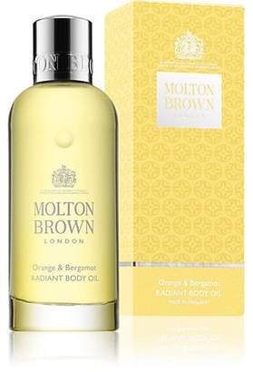 Molton Brown Women's Orange & Bergamot Radiant Body Oil 100ml