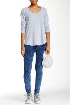 American Apparel Acid Wash Winter Legging $40 thestylecure.com