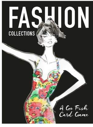 Chronicle Books Fashion Collections Card Game