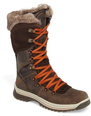 Santana Canada 'Morella' Water Resistant Faux Fur Boot