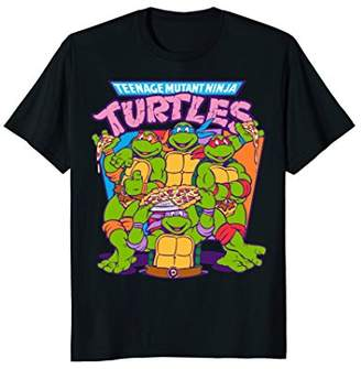 Nickelodeon Teenage Mutant Ninja Turtles Pizza & Smiles T-Shirt
