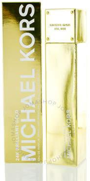 24k Brilliant Gold / Michael Kors EDP Spray 3.4 oz (100 ml) (w)
