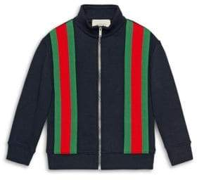 Gucci Little Boy's & Boy's Zip-Up Sweatshirt