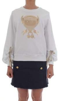 Sweatshirt FP120 Sweatshirt Frau Weiß