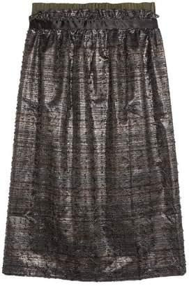 Mother of Pearl 3/4 length skirt