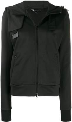 Y-3 side stripe track jacket