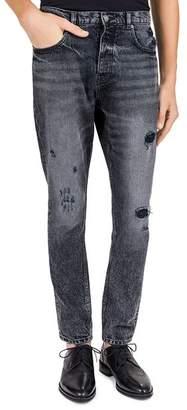 The Kooples Slim Jeans in Black