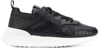 Tod's flatform lace-up sneakers