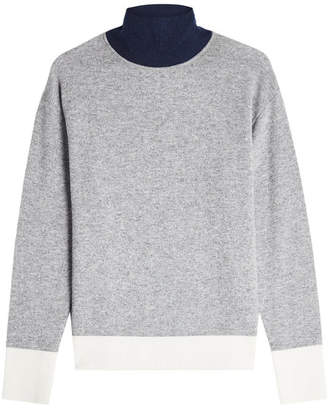 Rag & Bone Rhea Pullover in Wool and Cashmere