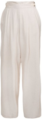 A Line Clothing Palazzo Trousers