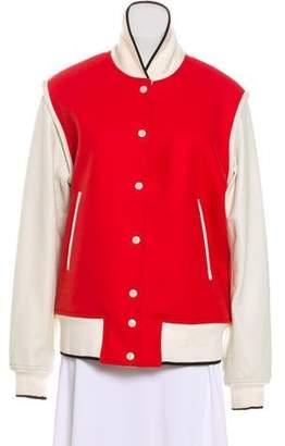 Rag & Bone Oversize Edith Varsity Jacket