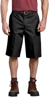 Dickies Genuine Big Men's 13'' Loose Fit Flat Front Short
