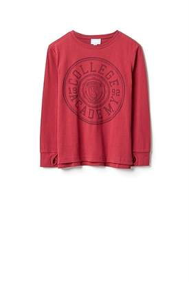 Witchery Placement Print Tee