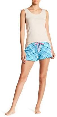 U.S. Polo Assn. Plaid Sleep Shorts