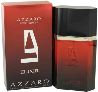 Azzaro Pour Homme Elixir Loris for Men, 3.4-Ounce