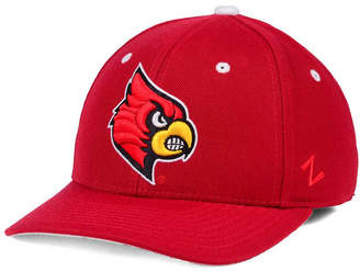 Zephyr Louisville Cardinals Dh Fitted Cap