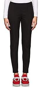 Prada Women's Stretch-Twill Leggings - Black