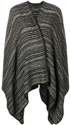 M Missoni poncho cardigan-coat