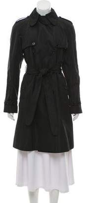 Dolce & Gabbana Knee-Length Trench Coat