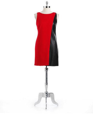 Bailey 44 DNF Combo Dress