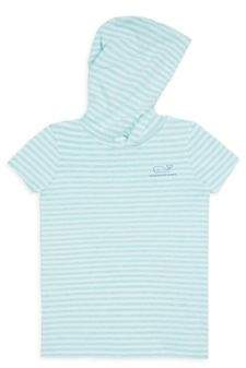 Vineyard Vines Toddler's, Little Girl's & Girl's Hooded Tee