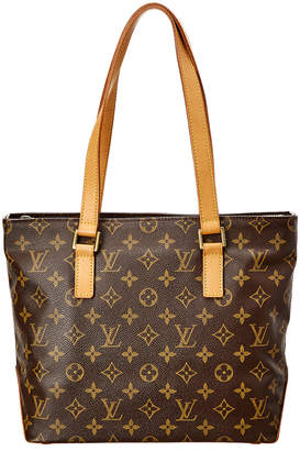 Louis Vuitton Monogram Canvas Cabas Piano