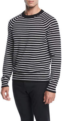 Vince Striped Wool Sweater