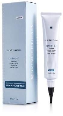 Skinceuticals NEW Skin Ceuticals Retinol 0.5 Refining Night Cream 30ml Womens Skin Care