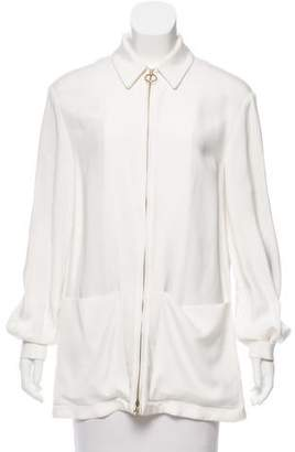 Stella McCartney Long Sleeve Lightweight Jacket