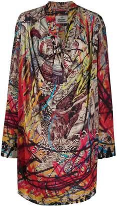 Vivienne Westwood shift day dress