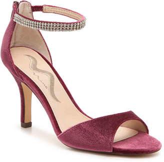 Nina Varetta Velvet Sandal - Women's
