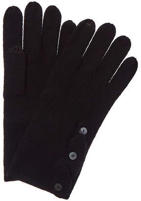 Forte Cashmere Ruffle Tech Glove
