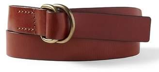 Banana Republic Leather D-Ring Belt