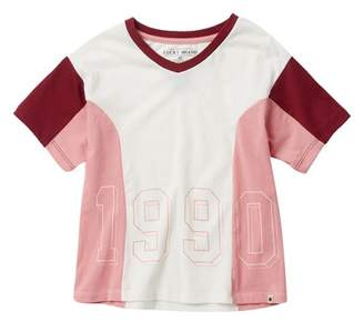 Lucky Brand Estella V-Neck Tee (Little Girls)