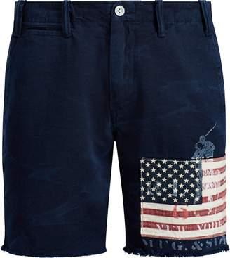 Ralph Lauren Straight Fit Cotton Short