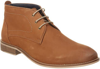 Rush by Gordon Rush Burke Leather Chukka Boot