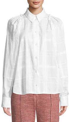 Rachel Comey Expanse Button-Up Shirt