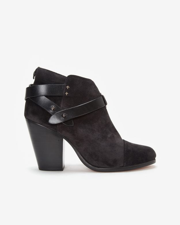 Rag and Bone Rag & Bone Harrow Harley Suede Boot: Asphalt
